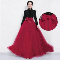 Wholesale Cheap lady skirt Europe and the United States fashion Jacobs Maxi Dress7 color Ladies fashion party dress