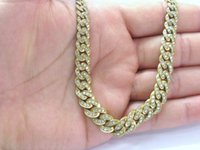 "Wholesale Gold Necklaces 18kt - Barducci 18Kt Diamond Yellow Gold Chain Necklace 16.5"" 5.26CT"