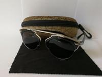 Wholesale New Design Waterproof Case - NEW Brand design polarization sunglasses UV400 glasses women sunglasses Brand oculos de sol feminino Mens luxury brands With cases and box