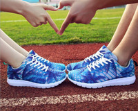 Wholesale Male Adult Sneakers - 2017 Supply Mens Running Shoes Breathable Male Outdoor Walking Sport Shoes New Man Athletic Sport Sneakers For Adults
