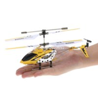 Wholesale Helicopter Radio Control Outdoor - Free shipping Original Syma S107G S107 3.5CH outdoor Mini Copter RC drone Helicopter Radio Remote control toys With Gyro flying