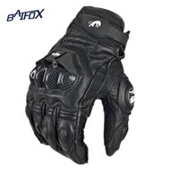 Wholesale Gloves Drive - Wholesale- Hot selling Cool motorcycle gloves moto racing gloves knight leather ride bike driving bicycle cycling Motorbike