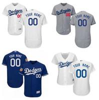 Wholesale Youth Cheap Sports Jerseys - Custom Los Angeles Dodgers Sports Throwback mlb Cheap Baseball Jerseys Fashion Men Youth Women Flex Base Cool Base Clayton Kershaw Jersey 4X
