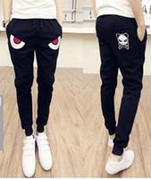 Wholesale Harem Dance Pants Wholesale - Wholesale-2015 New Fall Mens Joggers Hip Hop Dance Harem Pants Men Pants Sweatpants For Men Cargo Pants Pantalones