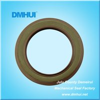 Wholesale Viton Rubber - DMHUI seal factory High pressure oil seal 45*65*6 OR 45X65X6 VITON rubber Type BAFSL1SF used for hydraulic motor ISO 9001:2008 45-65-6
