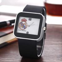 Wholesale Ad Fashion - Fashion Women Men's Unisex AD style brand Silicone Strap Analog Quartz watch AD10
