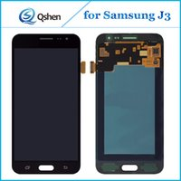 Wholesale High Dead - High Copy NO Dead Pixel For Samsung Galaxy J3 LCD Display Screen with Digitizer Assembly Replacement