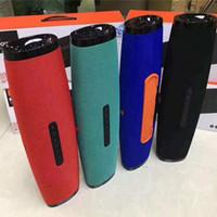 Wholesale Boost Speakers - 10W BOOST mini TV wireless Bluetooth speaker HIFI mini super brass portable outdoor TF U disk war drum nice sound