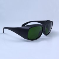 Wholesale Doctors Laser - high quality CE green color 200-1400nm eye protector safety doctor glasses for ipl e-light laser treatment