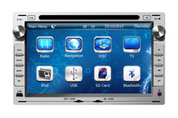 Wholesale Vw Bora Dvd Radio - Auto Radio GPS Navigation Car DVD Player for VW Volkswagen Passat B5 Polo Bora Golf w  Navigator Bluetooth USB SD AUX Audio Video