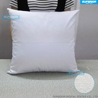 Wholesale cotton canvas pillow cover wholesale online - 8 oz Natural White Off White Color Cotton Canvas Pillow Case Any Size Blank Cushion Cover For Embroidery Screen Print Paint
