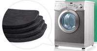 Wholesale Refrigerator Japan - Washing machine shock pads Non-slip mats Refrigerator Anti-vibration pad 4pcs set