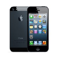 "Wholesale Unlocked Apple Iphone 3g - Top quality Original Apple iPhone 5 Unlocked phone 16&32&64GB Dual-Core 1GHz 3G WIFI GPS 8MP 1080P 4.0"" IPS with Sealed box"