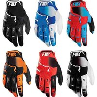 Wholesale Logo Motorcycles - new Motorcycle Gloves ATV DH MX BMX MTB MOTOGP motocross off road racing downhill guantes Motorbike cycling dirtpaw gloves with logo