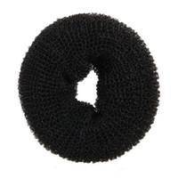 Wholesale Big Bun Ring - Wholesale- Black Donut Hair Ring Big Bun Former Shaper Styler Tool