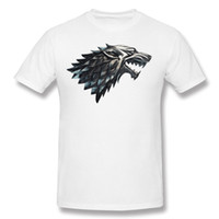 Wholesale game thrones 4xl - Teenage Short Sleeve T Shirt Game of Thrones White Shirt For Men Man Tee Shirt Designer Yellow Trendy Crewneck Funny T Shirts Customized