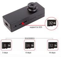 Wholesale H264 Surveillance - Wireless Buttom WIFI IP P2P Camera Mini Camcorder CCTV Security Monitoring Surveillance Baby Monitor H264- 1080P WIFI Fastener Vidicon