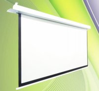 Wholesale 4K D HDTV Format Electric Ceiling Recessed Screen cm Standard with RF fiberglass