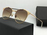 Wholesale Popular Coat Brands - MOTION1 Luxury Brand Sunglasses Summer Style Coating Mirror Lens Men Designer Popular UV Protection Italian Designer Fashion Oval Designer