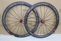 Wholesale Pwwerway R36 R39 road bike R adhesive stickers C carbon wheelset mm carbon clincher wheelset Full carbon fiber bicycle wheels