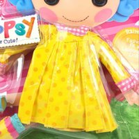 Wholesale Latex Clothing For Sale - Hot Sale NEW MGA LALALOOPSY DOLL Raincoat With Boots DOLL FASHION CLOTHES For LALALOOPSY Fans Wholesale CA192
