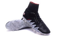 Wholesale Wholesale Men Boots - Hipervenom Phantom II 2 FG Neymar Branco-Metálico Ouro Online 2016 Football Boots Soccer Shoes Football Shoes Soccer Cleats Futbol 2016