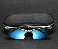 Wholesale Golden Motor - 2017 New Design Sunglasses Male Polarized Lens Glasses Motor Bicycle Riding Sun Glasses Night Vision MULTI COLOR 12PCS LOT Eyeglasses