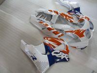 Wholesale Motorcycle 1995 - Motorcycle Fairing kit for Honda CBR900RR 92 93 94 95 white red blue fairings set CBR900RR 1992 1993 1994 1995 OT06