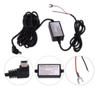 Wholesale Dash Cams For Cars - Mini USB Hardwire DC 12V-24V to 5V 1500mA Converter Adapter Car Charger Kit for Dash Cam Camcorder Vehicle DVR E#A3