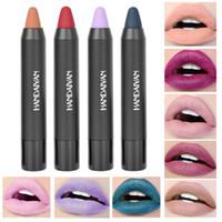 Hot selling HANDAIYAN matte water embellish lipstick pen moisturizing nondiscolouring lipstick lip gloss lip honey May authorize