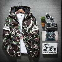 Wholesale Y Jacket - YEEZUS camo 3m reflective kanye west jacket anorak men women softshell camouflage bomber jacket windbreaker y-3 mens spring jackets