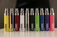 hilo de calidad al por mayor-Alta calidad GS eGo II 2200 mah Batería de gran capacidad 2200 mah Cigarrillo electrónico 510 hilo para CE4 MT3 Protank
