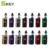 Wholesale Electronics Cigarettes Starter Kit - Smok GX2 4 Starter Kits 220w-350w Box Mod and 2ML 5ML TFV8 Big Baby Tank Fit 2 or 4 18650 Battery Electronic Cigarettes