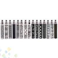 лучшие цены на испарители оптовых-Испаритель E Cig EGO K батарея с красочным изображением красочные батареи Ego-K лучшая цена бесплатная доставка