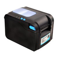 Wholesale XP B label barcode printer thermal label printer mm to mm thermal barcode printer