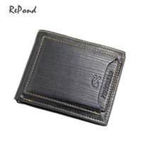 """Wholesale Pidengbao Wallets - Wholesale- Free shipping High quality Men fashion short design gunuine leather cowhide wallet+extra card place_Brand """"Pidengbao""""-Kathystore"""