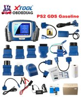 Wholesale gds kia - XTOOL PS2 GDS Gasoline Universal Car Diagnostic Tool Update Online Same function as X431 GDS without Plastic box