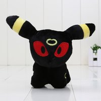 Wholesale Made China Video - 5'' Pikachu Umbreon Plush Doll Toy Umbreon Stuffed Plush Christmas Gifts For Children Made In China