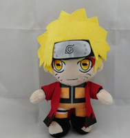 Wholesale Naruto Plush Wholesales - Naruto Uzumaki30cm Anime Naruto Uzumaki Naruto Plush Toy Soft Plush Stuffed Dollfree shipping