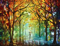 Wholesale Fine Art Framing - Fine Art Oil Painting Print Reproduction High Quality Giclee Print on Canvas Home Decor Landscape Painting DH171