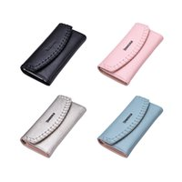Wholesale Multifunctional Coin Purse - Fashion Women PU Leather Wallet Multifunctional Purse Large Space for Money Cards Phone iphone 6s 6s plus 7 7 plus