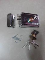 Wholesale Door Locks High Security - Special high-level exterior door locks Wooden door metal door security lock One from the free shipping