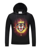 Wholesale Cool Male Jackets - 2017 New Men Long Sleeve Pullover Jacket Sweatshirts Male Hoodies Cool Designer Casual fleece Brand G Man Coat Best Quality