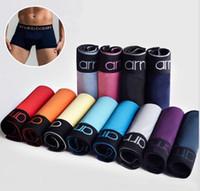 Wholesale Stretch Cotton Boxers - Boxer bamboo fiber male underwear healthy men boxer shorts men's Cueca stretch underwear
