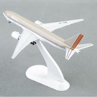 Wholesale Aircraft C - StarJets 1:500 Scale Mini Asiana Airlines Boeing 777-200 Diecast Aircraft Airplane Model Airplane Toys Model Gifts Collection C