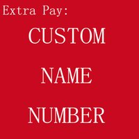 Wholesale Extra money for the NAME SET SHIPPING COST PATCHES and so on