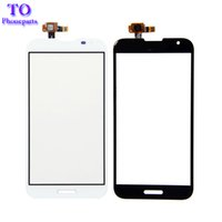 Wholesale Optimus G Digitizer - Black white Touch Screen Glass for LG Optimus G Pro E980 F240 E985 Digitizer Touch Screen Panel Parts