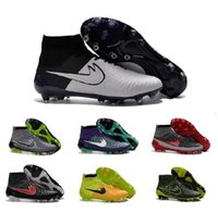Unisex blackout fabric white - 2017 cheap soccer cleats mens soccer shoes new magista obra football boots acc original soccer boots magista obra fg blackout green gold