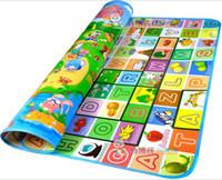 Wholesale Eva Puzzle Carpet - Baby Play Mats Children Developing Rug Puzzle Mat Mats Kids Rugs Baby Mat for children Kids Toys For Newborns Eva Foam carpets