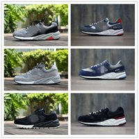 Wholesale New Invoice - Original box) new 2017 peace 999 and casual sports shoes men and women lovers running shoes leisure balance shoes size 36-44+ Socks +invoice